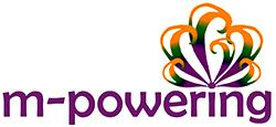 m-powering logo
